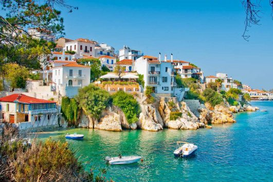 отдых на море Афины