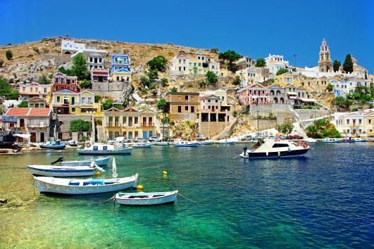 отдых на море Греция
