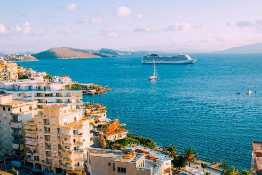отдых на море Албания Дуррес